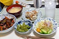 イカゲソと野菜の炒め物 - おいしい日記