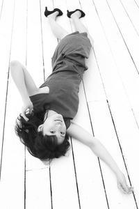 夏目和ちゃん30 - モノクロポートレート写真館