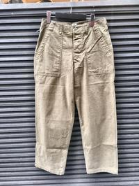 US army utility trousers - WEEDS STAFF blog