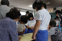 祖父母参観日(年長) - 慶応幼稚園ブログ【未来の子どもたちへ ~Dream Can Do!Reality Can Do!!~】