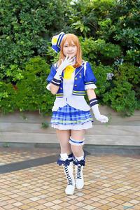 白羽メル さん[Mell] @ckn_lec6 2017/09/03 池袋サンシャインシティ (Ikebukuro sunshinecity) - ~MPzero~ [コスプレイベント画像]Nikon D5