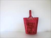 イタリアンキップの赤いバッグ - 作作堂の、こんなのあったら