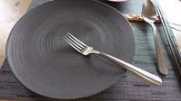雰囲気のあるお皿2タイプご案内です☆ - bonton blog