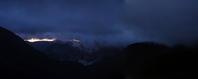2017.8.26-30北アルプス・裏銀座(5) 三俣蓮華岳巻道2017.9.15 (記) - たかがヤマト、されどヤマト