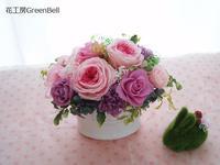ご友人へのプレゼント☆ - お花とマインドフルネスな時間 ~花工房GreenBell~