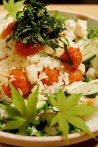 ■簡単!!旨過ぎです!!【ミニトマトの中華風炊き込みご飯】 - 「料理と趣味の部屋」