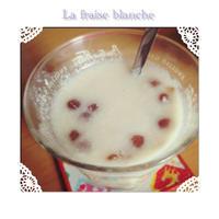 タピオカ甘酒 - カルトナージュ教室 ~ La fraise blanche ~