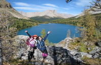 レイクルイーズエリアから更に奥へスコーキーロッジ滞在ハイキング4日間 - ヤムナスカ Blog
