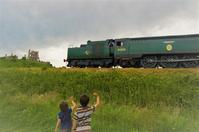 スワネッジ機関車 - Millieの英国ドーセットLiFE