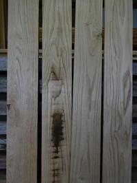 栗の小幅板 - SOLiD「無垢材セレクトカタログ」/ 材木店・製材所 新発田屋(シバタヤ)