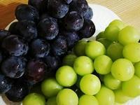 葡萄to祭りtoハプニング - 十色生活