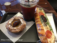 LE CAFÉ de Joël Robuchon でランチ - choiかじり