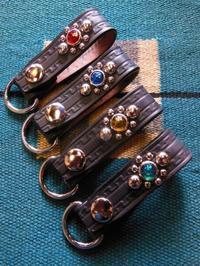 RAWHIDE Keyholder - ROCK-A-HULA Vintage Clothing Blog