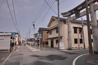 福岡県朝倉市「甘木サンロード商店街」 - 風じゃ~