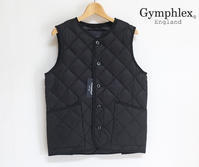 Gymphlex 新入荷 キルトダウンベスト♪ - a piece of Mix.
