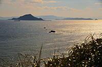 伊良湖の海 - 風の香に誘われて 風景のふぉと缶