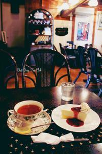 喜多方、蔵の中でレモンティーとチーズケーキ、そして旅の終わり - Best Drop Tea Club