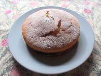 <イギリス菓子・レシピ> ライト・ヴィクトリア・サンドイッチ【Light Victoria Sandwich】 - イギリスの食、イギリスの料理&菓子