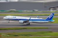 A321neo - 飛行機写真 ~旅客機に魅せられて~