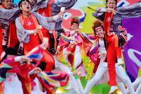 彩夏祭2017(26)朝霞なるこ遊和会の2 - ぶらぶらデジカメ写真 by はる