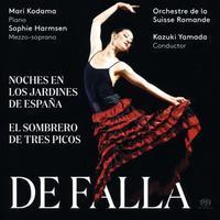 Falla: Noches en los jardines de Espana@K.Yamada/OSR - MusicArena