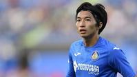 Gaku Shibasaki's sensational volley - そろそろ笑顔かな