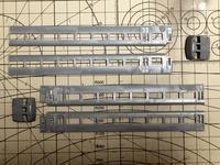 近鉄12000系の製作(その2) - マルコ脱落者の空飛ぶかんがるーNゲージ鉄道模型編(by tabi-okane)