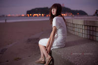 少し肌寒い潮風が、寂しさを感じさせる砂浜 2 - CANOPUS