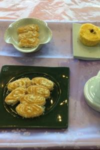 10月の韓国伝統餅レッスンのお知らせ - 美味しい韓国 美味しいタイ@玄千枝クッキングサロン