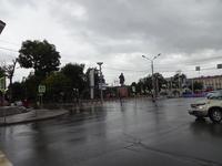 サハリン周遊2 【レーニン広場&ユジノサハリンスク駅前、市街地散策】 - RÖUTE・G DRIVE AFTER DEATH