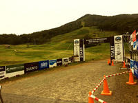 信越五岳トレイルランニングレース 前日 - refalt   ...   kamp temps