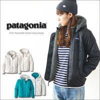 patagonia [パタゴニア正規代理店] Girls' Reversible Dream Song Hoody[68180] ガールズ・リバーシブル・ドリーム・ソング・フーディ LADY'S - refalt   ...   kamp temps