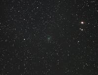 アサシン(ASAS-SN1) 彗星(C/2017 O1) - 安倍奥の星空