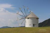 いってきましたギリシャ風車! - 静かな時間