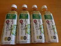 花王 「ヘルシア緑茶 うまみ贅沢仕立て 500ml 10本セット」タメす♪ - ひめたんママちゃんのブログ