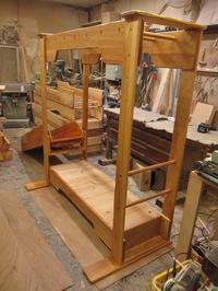 【受付終了】セカンドハンドうんていAタイプ(旧高さ可動タイプ)W1600×H1700×D820 - MIKI Kota STYLE by Art Furniture Gallery