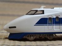 TOMIX100系新幹線X0 - 燕雀鉄道白津機関区活動日誌