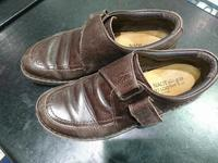 コンフォートシューズも磨けば光ります! - ルクアイーレ イセタンメンズスタイル シューケア&リペア工房<紳士靴・婦人靴のケア&修理>