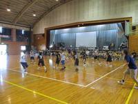 20170918 練習試合 - 日出ミニバスケットボール