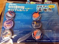深海魚缶バッジ - うおろぐ3