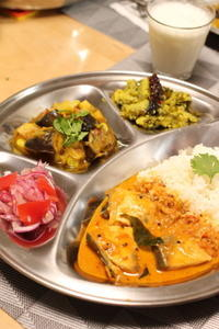 インド料理教室 - KOMUGIのパン工房