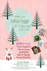 北欧ヒュッゲにてアイシングクッキーワークショップ開催します! - 東京シュガーアート 頑張ってシュガーアートを広めてマス!