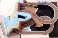 ミニレイアウト(9)~ 地面をもう少し - 【趣味なんだってば】 鉄道模型とジオラマの製作日記