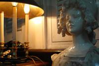 antique…♪ - ぽとすのくずかご