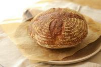 再び、あこのカンパーニュ - 美味しいパンと共に