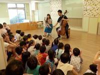 【南砂園】音楽会 - ルーチェ保育園ブログ  ● ルーチェのこと ●