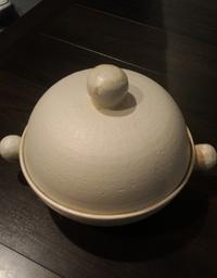 ■土鍋ですが■ - ちょこっと陶芸