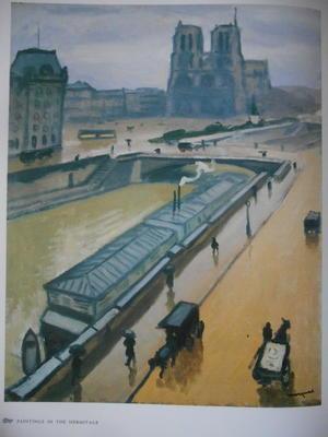 100 000 Morts、ソン-ミル・モール、コロナウイルス感染で10万人の死者を突破したフランス、ノートルダム大聖堂の大火事の二年後の日に・・・ - 波多野均つれづれアート・パート2