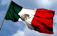 Bandera de México! - 悠悠生活 in Mexico