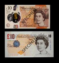 新10ポンド札への移行 - イギリスのロンドンで留学生活~ビザ・ワーホリ日常から学校情報~